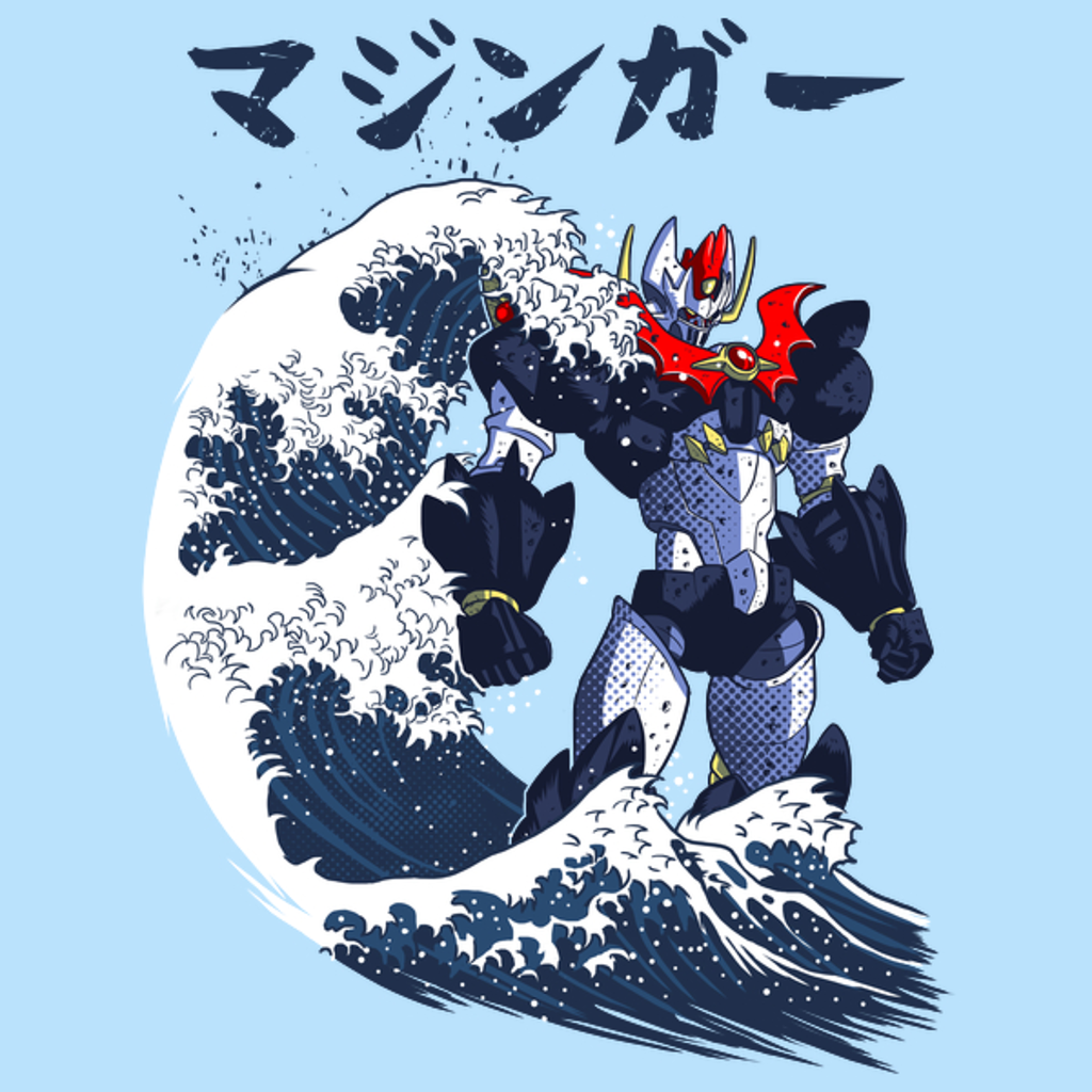 NeatoShop: Mazinger Wave