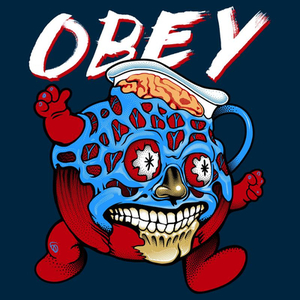 Curious Rebel: OBEY!