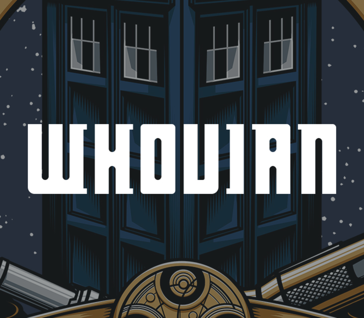 TeeFury: Whovian Collection