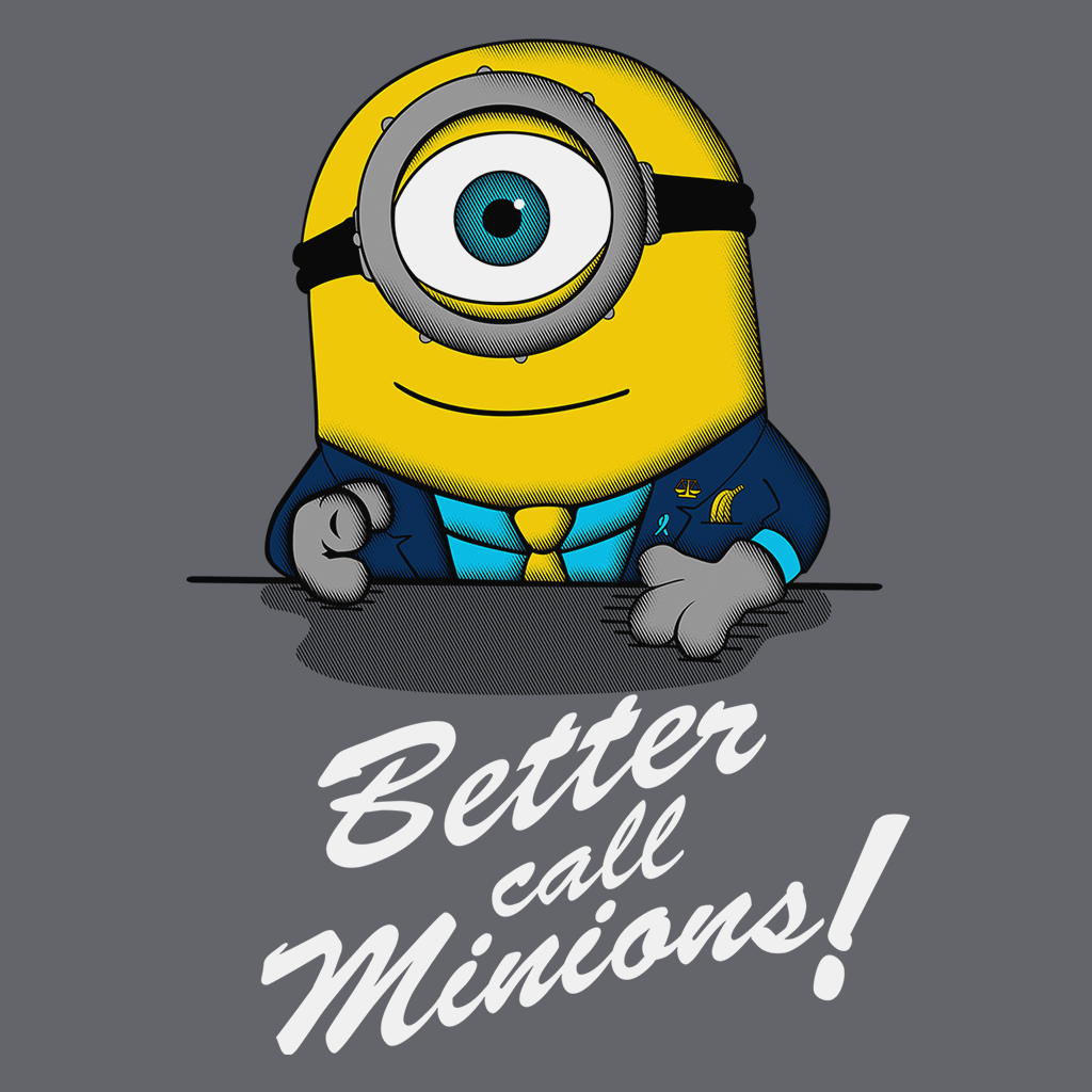 Pop-Up Tee: Better Call Minions