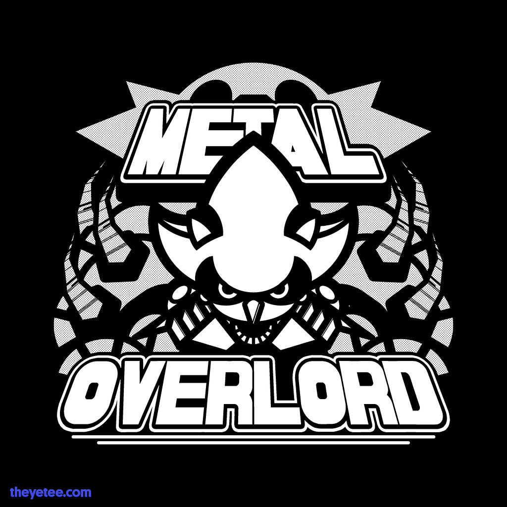 The Yetee: Metal Overlord