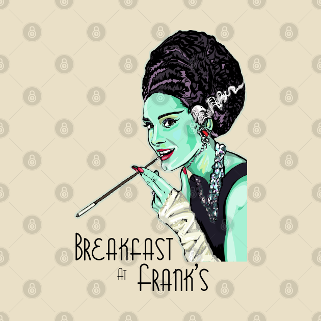 TeePublic: Breakfast at Frank's