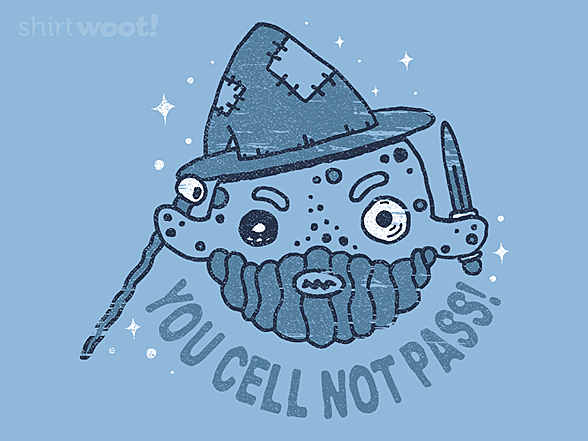 Woot!: You Cell Not Pass