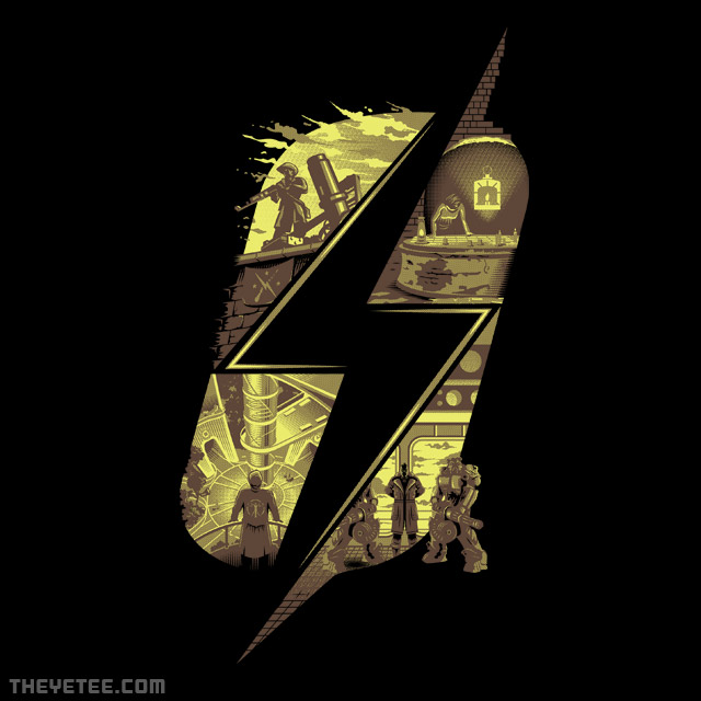 The Yetee: War Never Changes