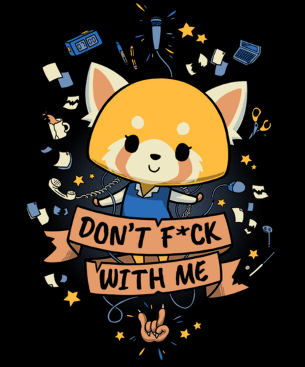 Qwertee: Don't F*ck With Me
