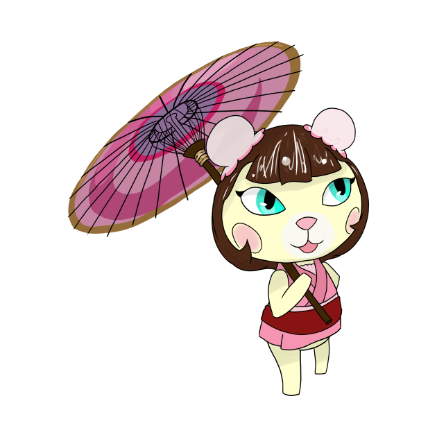 TeePublic: Animal Crossing: Pekoe