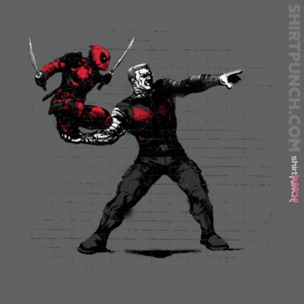 ShirtPunch: Chimichanga Special