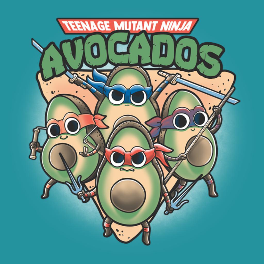 NeatoShop: Avocados ninja