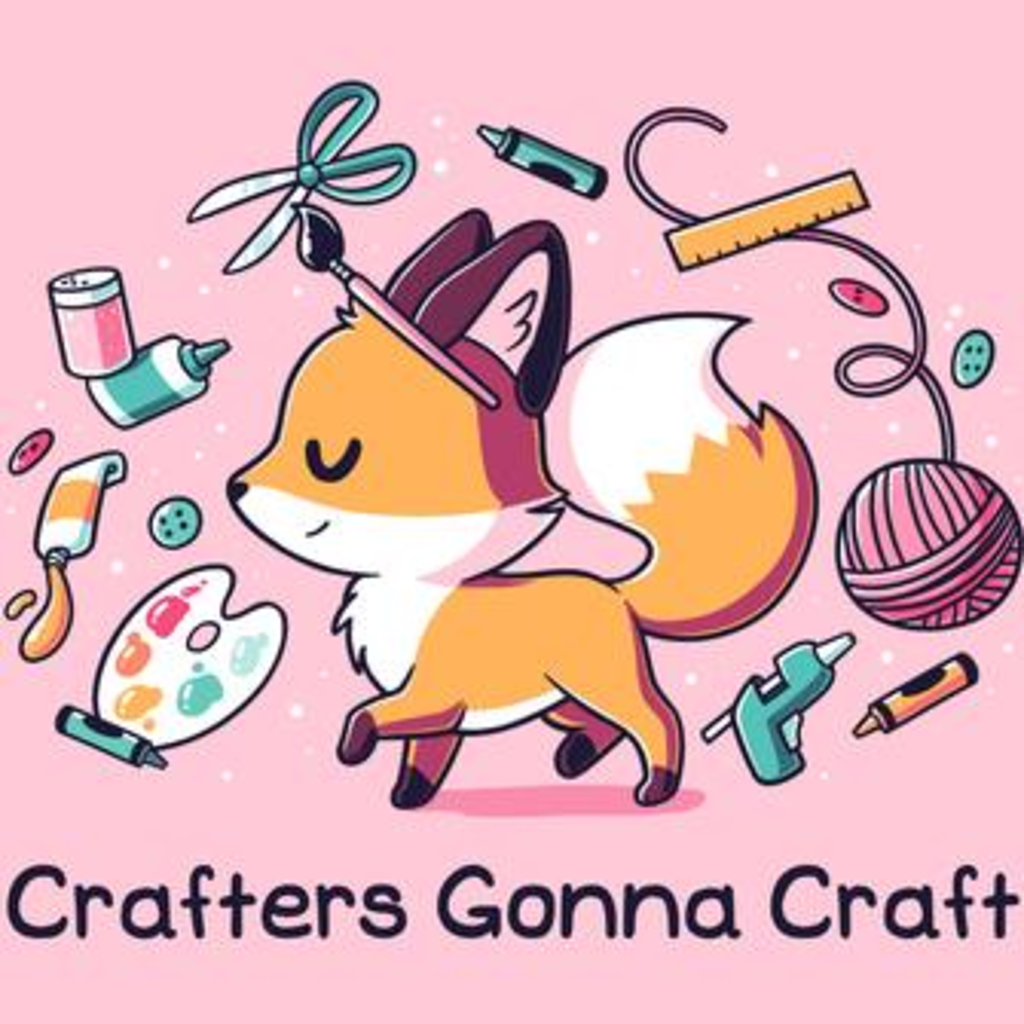 TeeTurtle: Crafter's Gonna Craft