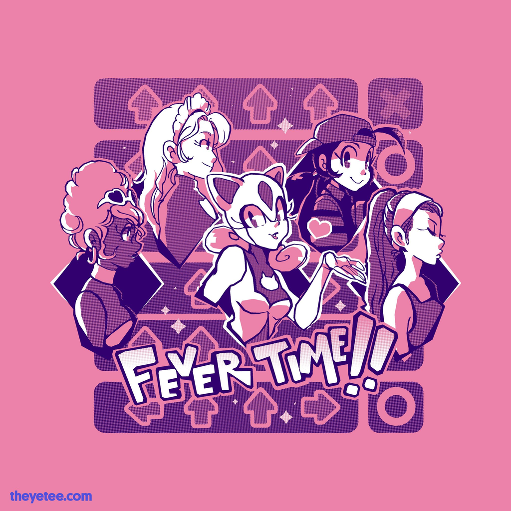 The Yetee: Fever Time!