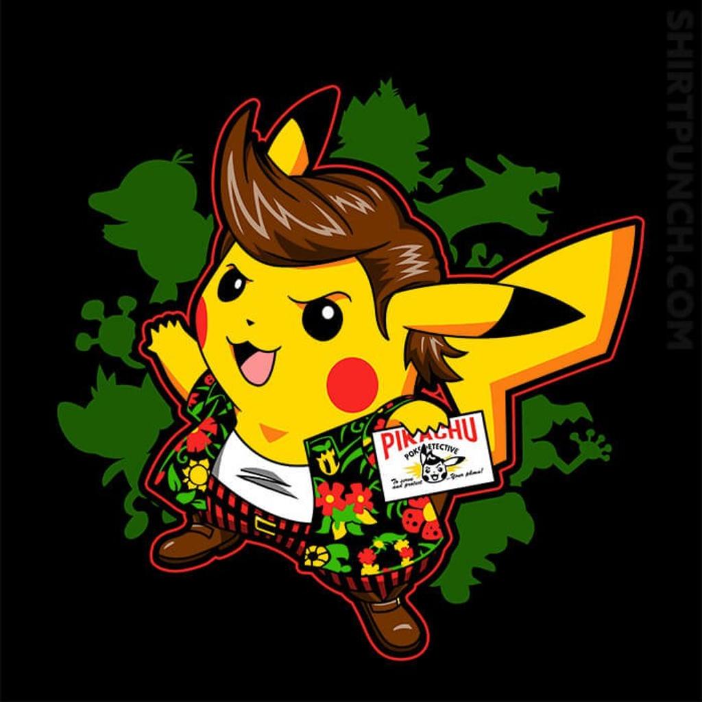 ShirtPunch: Pika Ventura