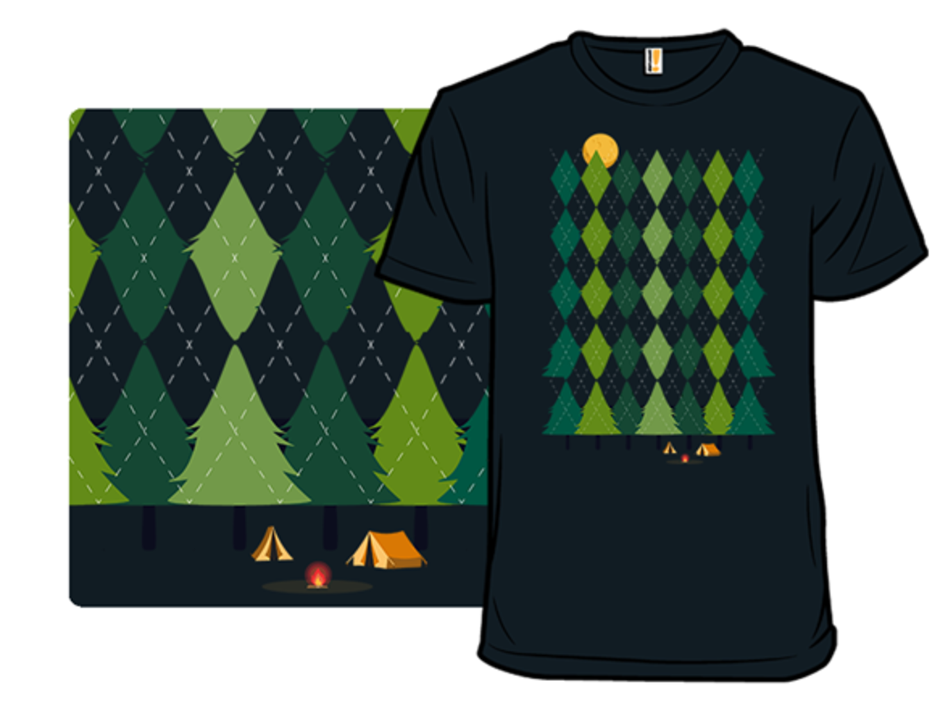 Woot!: Camping Sweater