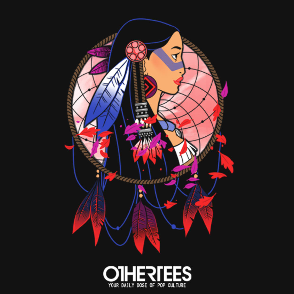 OtherTees: Colors of the Wind
