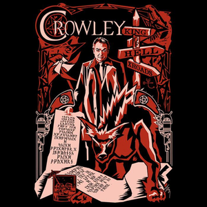 We Heart Geeks: Crowley Nouveau