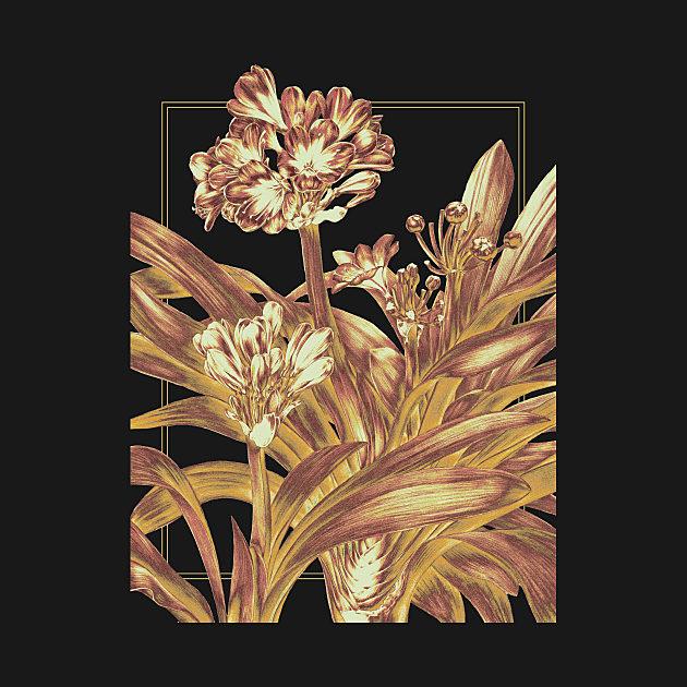 TeePublic: botanical illustration