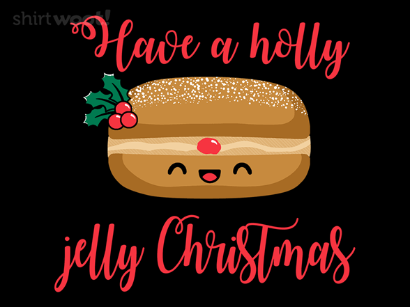 Woot!: Holly Jelly Christmas - $8.00 + $5 standard shipping