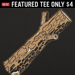 6 Dollar Shirts: Log