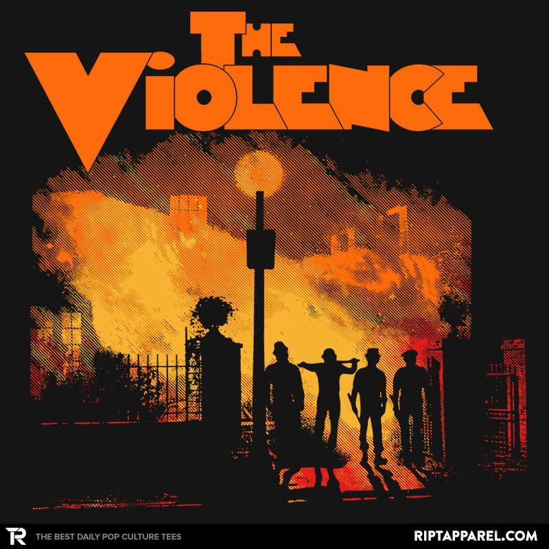 Ript: The Violence