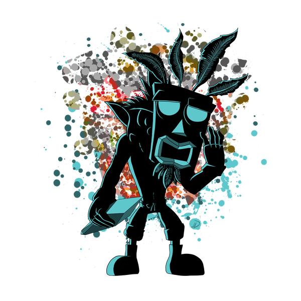 NeatoShop: The Hero and the Spirit