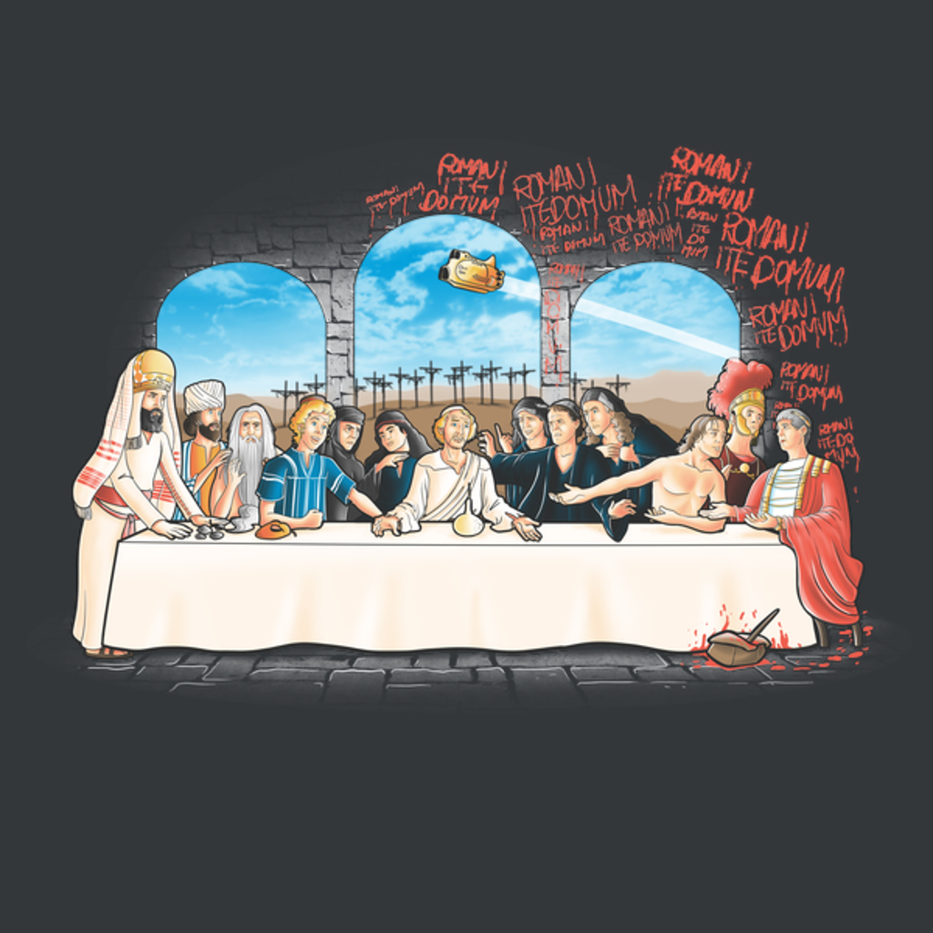 NeatoShop: The last dinner of Brian
