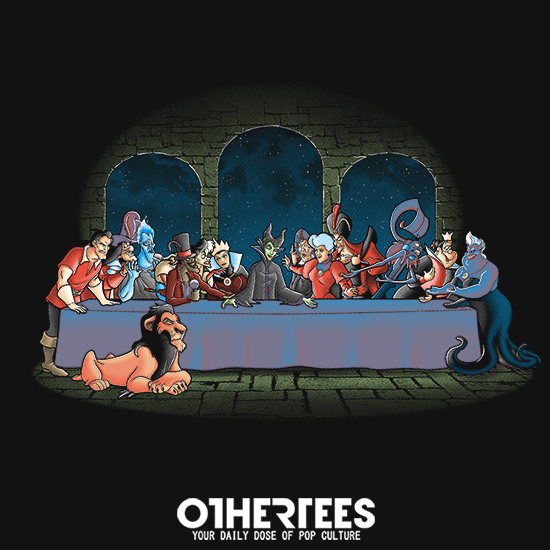 OtherTees: Bad Dinner