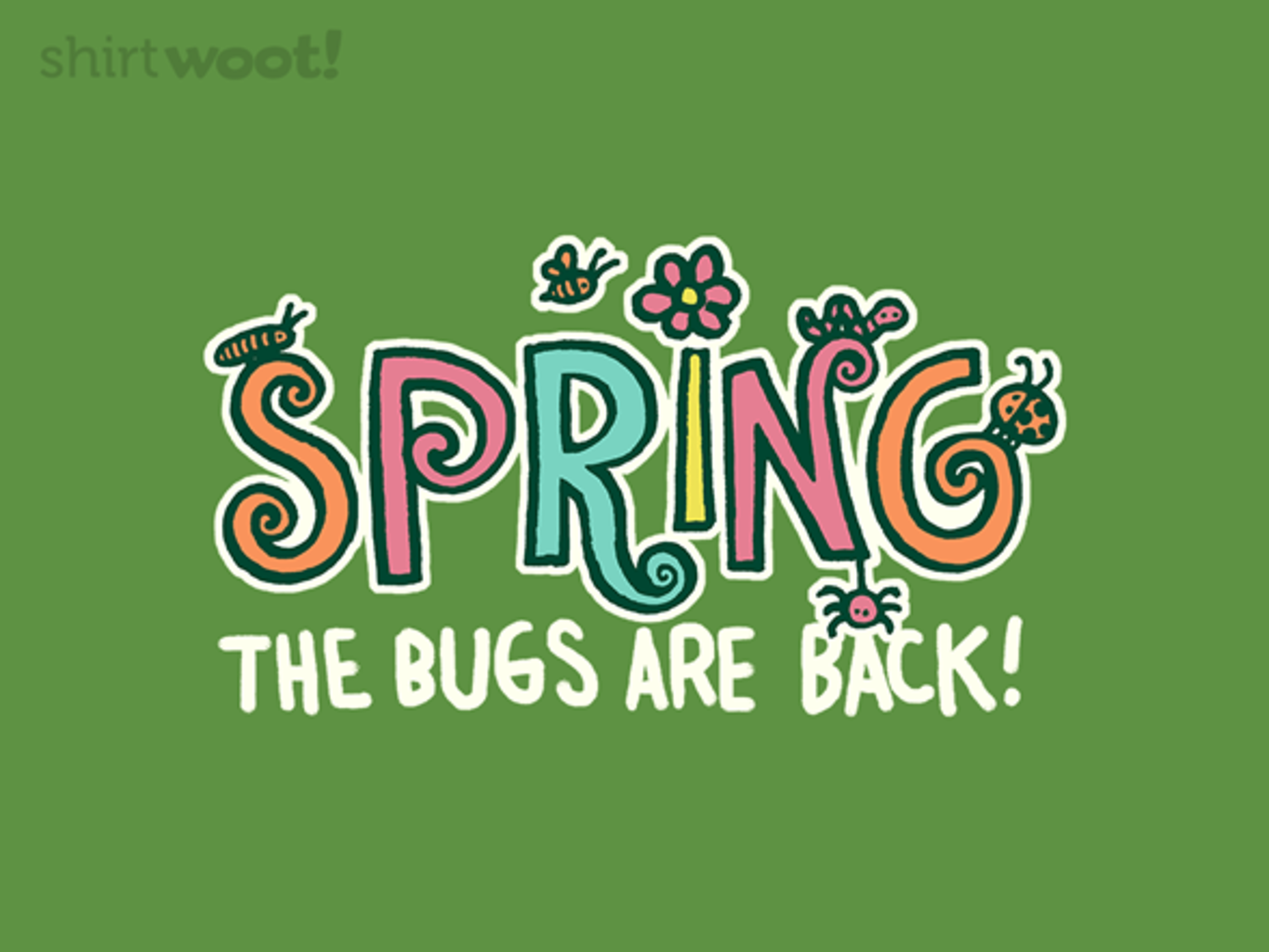Woot!: The Bugs Are Back