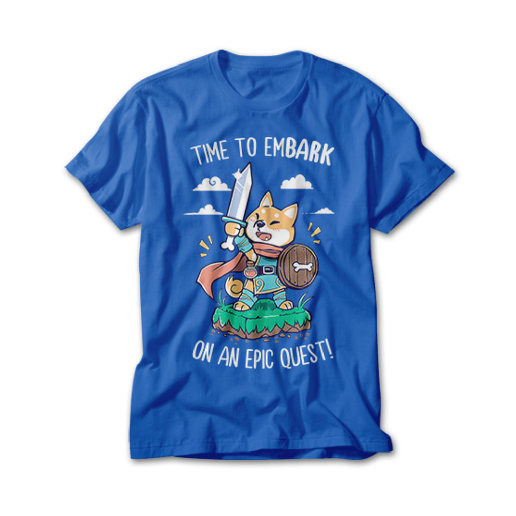 OtherTees: Time to EmBARK on an Epic Quest
