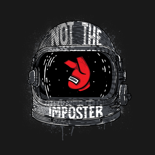 TeePublic: Not The Imposter
