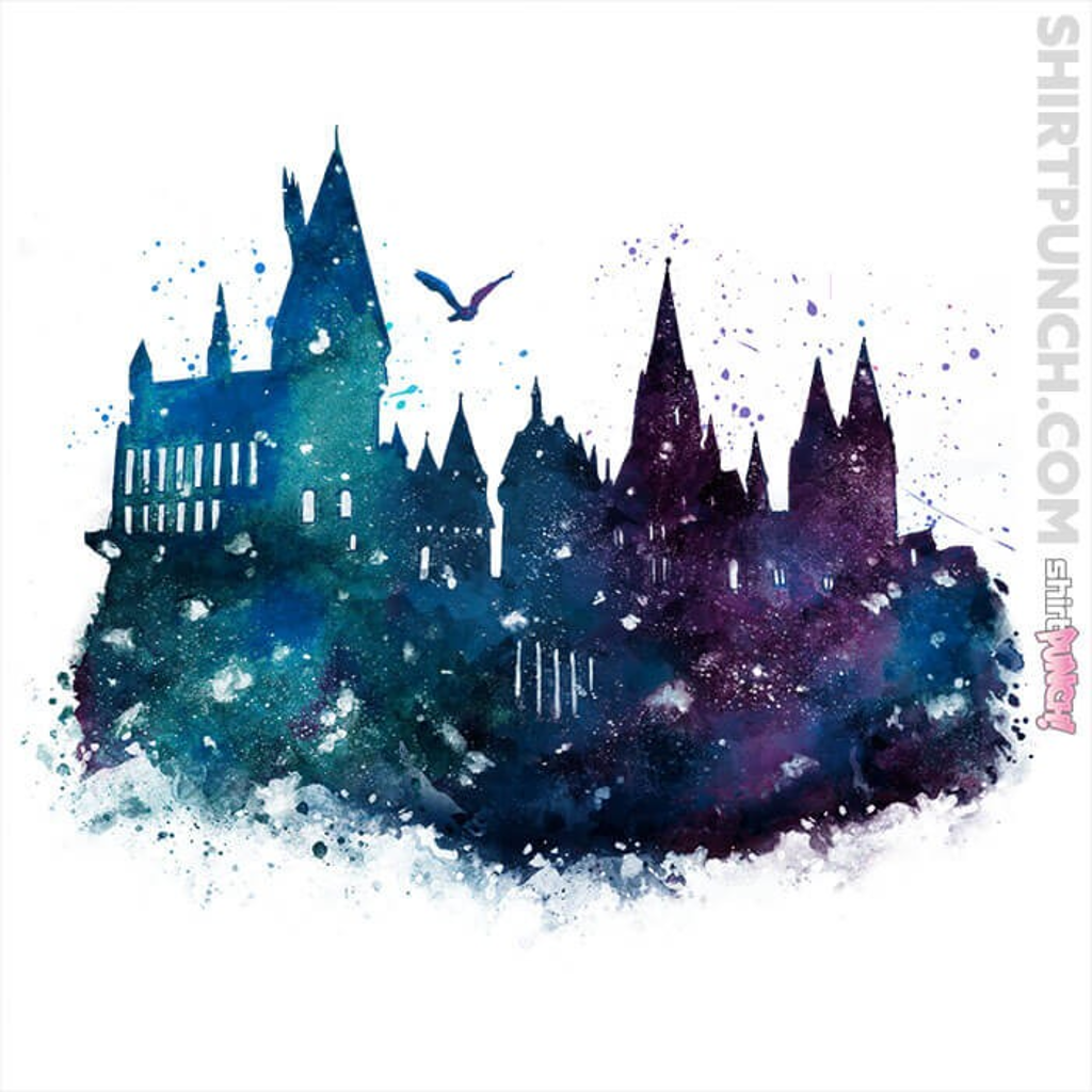 ShirtPunch: Watercolor School