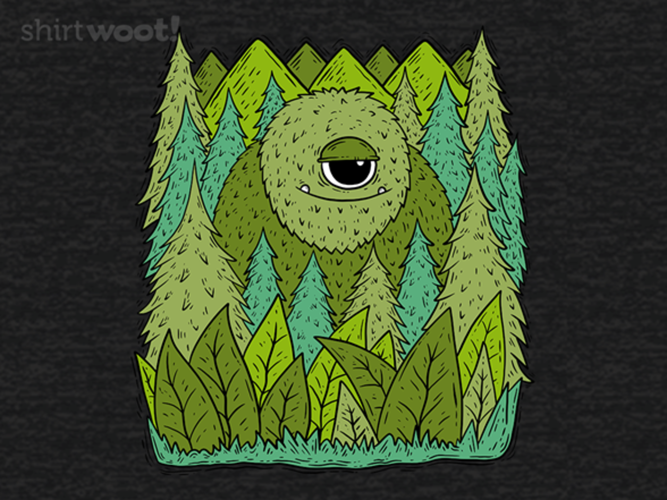 Woot!: In the Woods