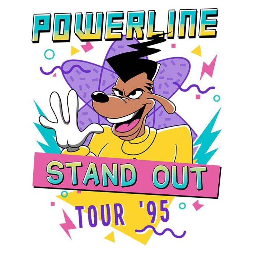Once Upon a Tee: 95 Stand Out Tour