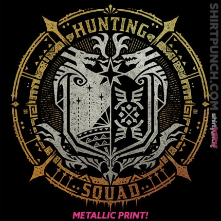 ShirtPunch: Hunting Squad
