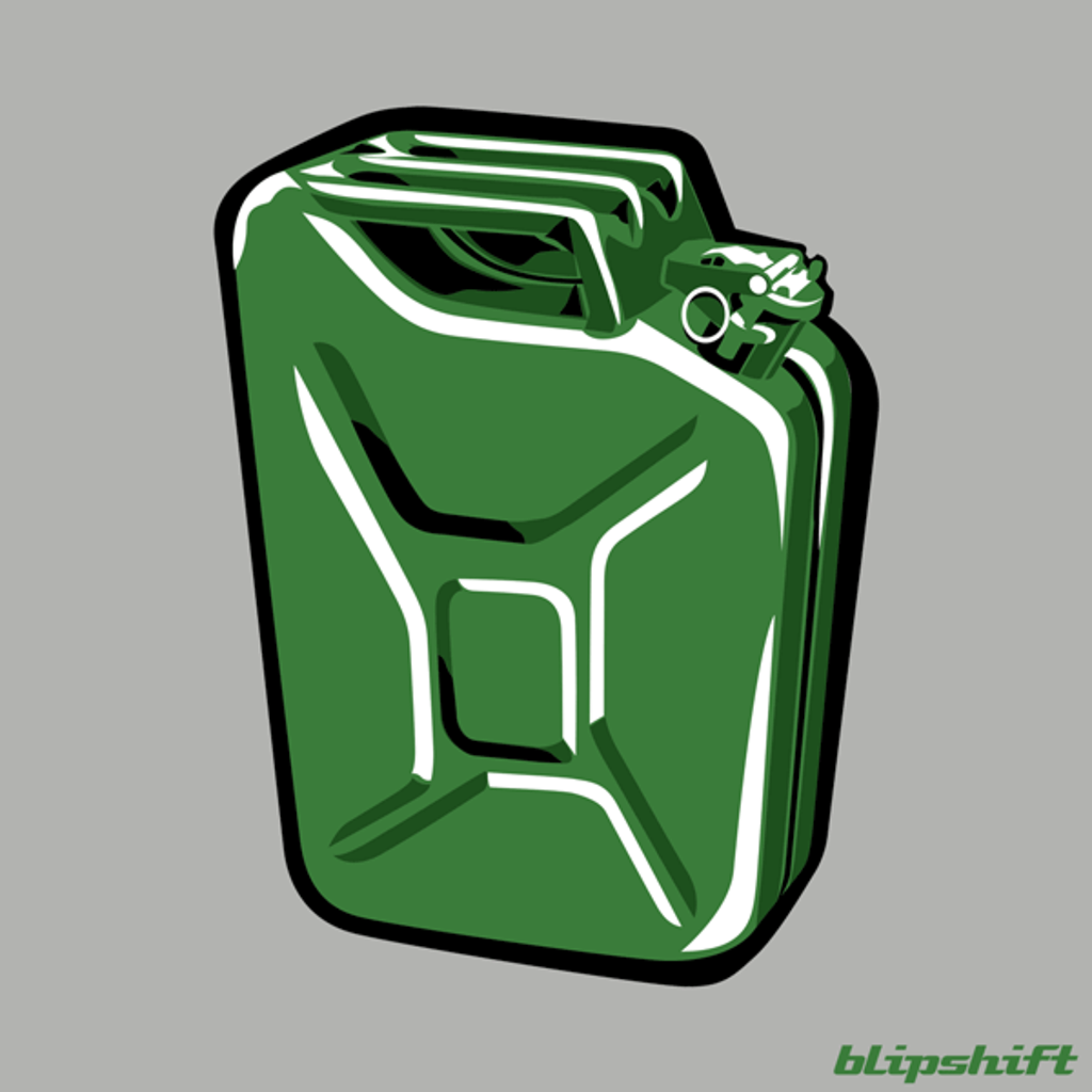 blipshift: Jerry Can Do Green
