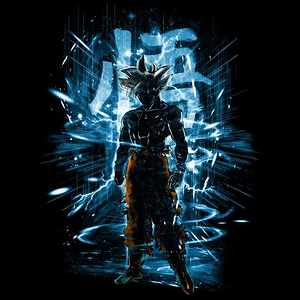 Once Upon a Tee: Ultra Instinct Storm