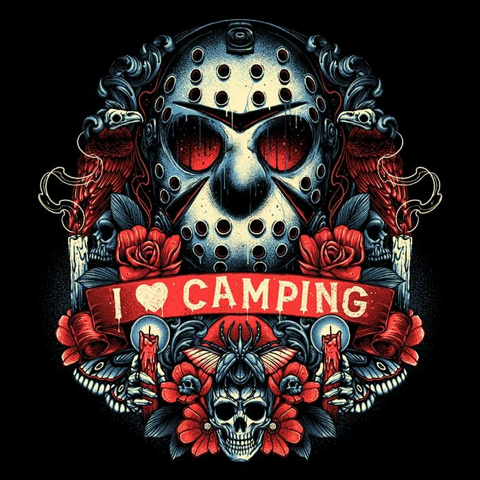 Once Upon a Tee: Symbol of the Camper
