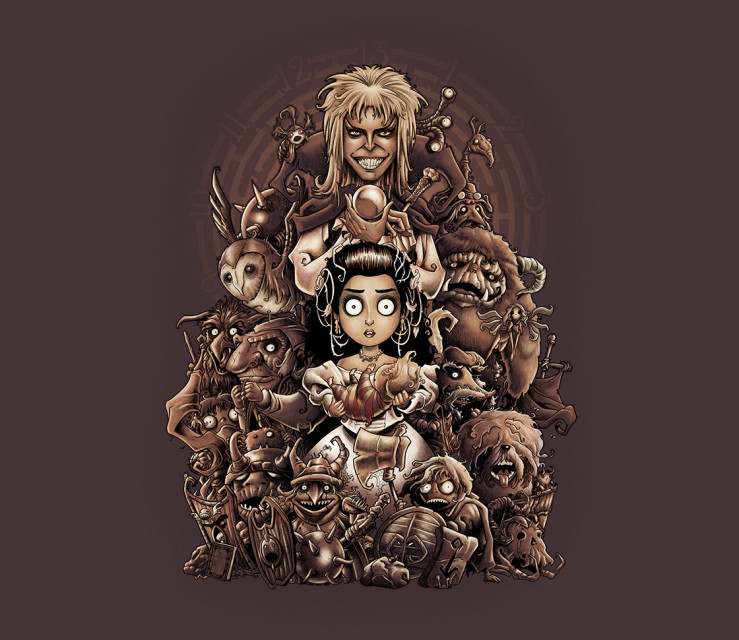 TeeFury: Thirteen Hours