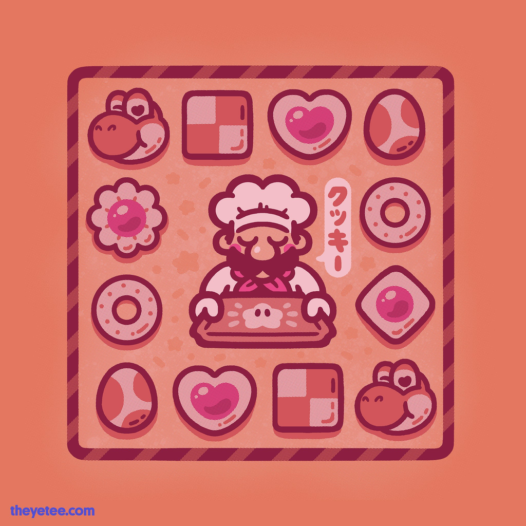 The Yetee: Cookies