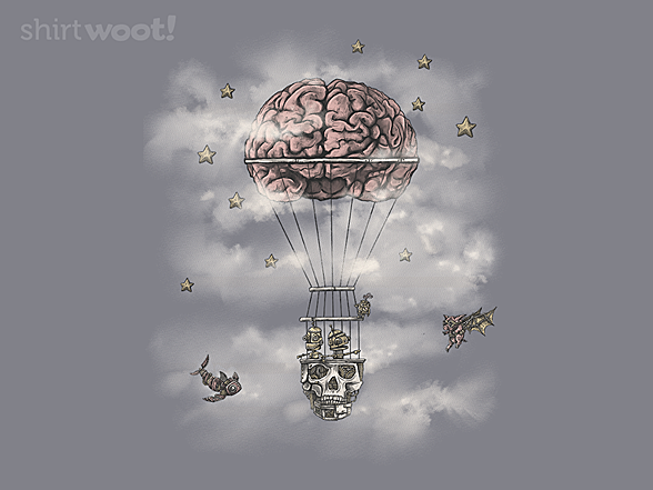 Woot!: A Wandering Mind
