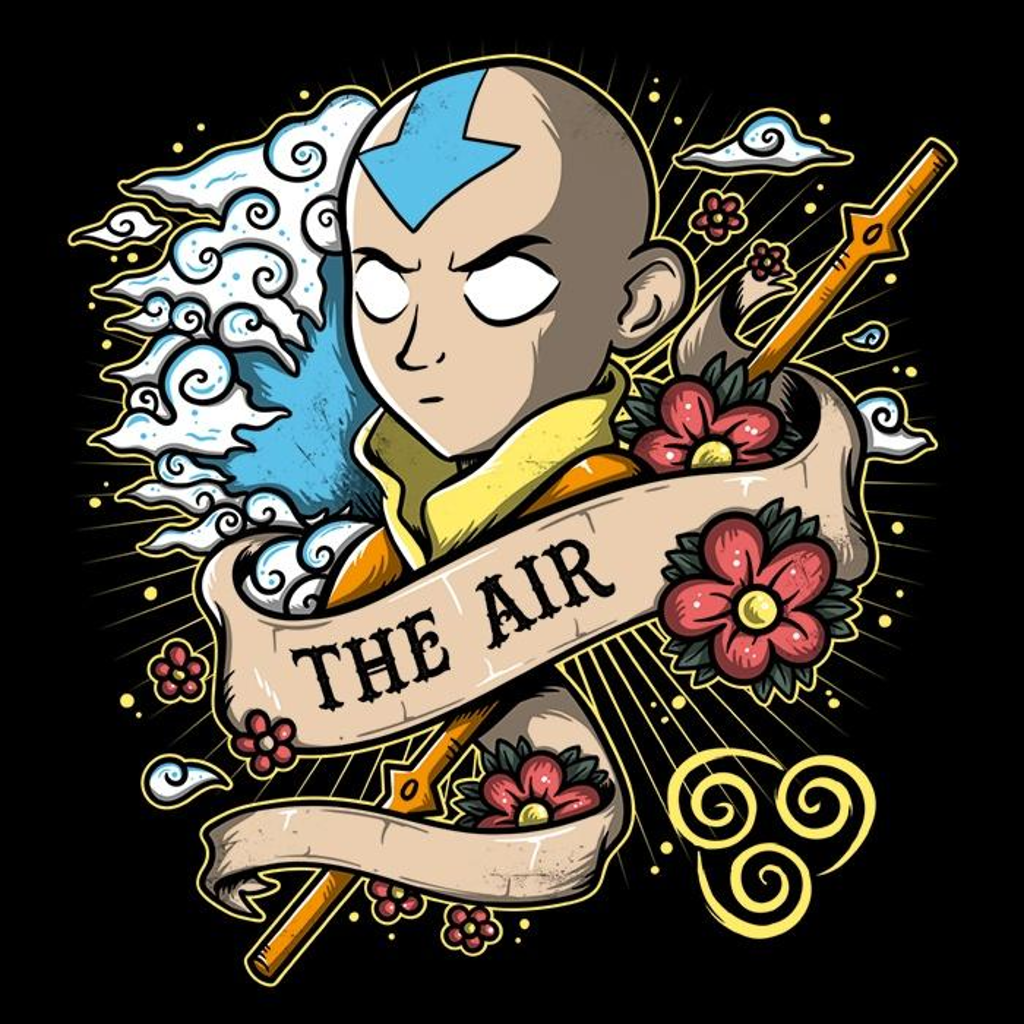 Once Upon a Tee: Air Tattoo