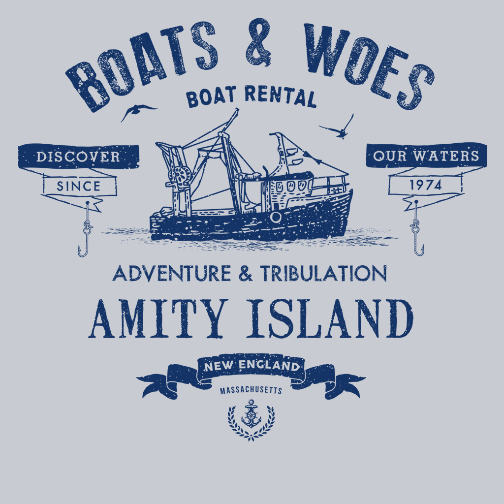 Pop-Up Tee: Boats & Woes
