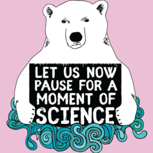 Design by Humans: Science Bear