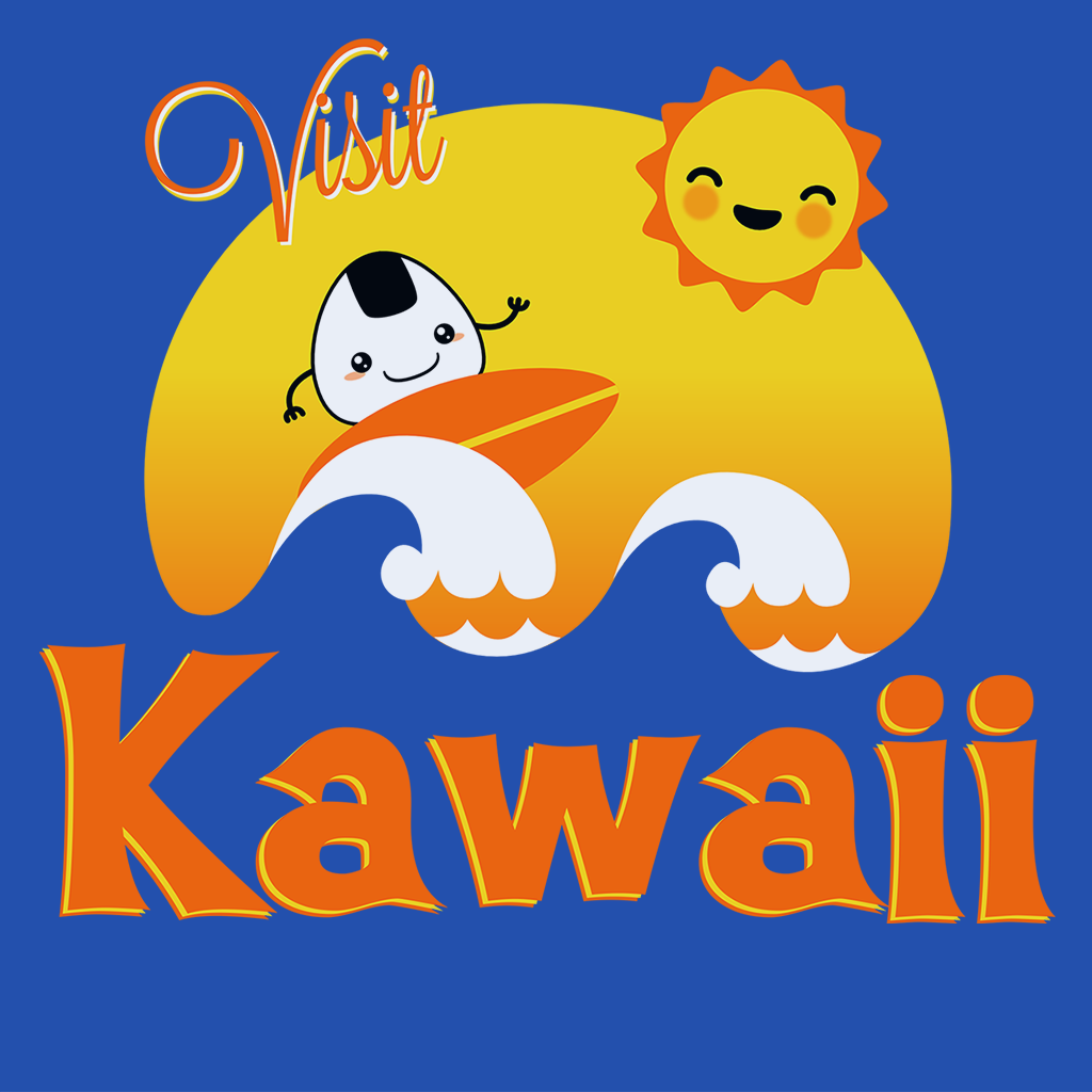 Pop-Up Tee: Visit Kawaii
