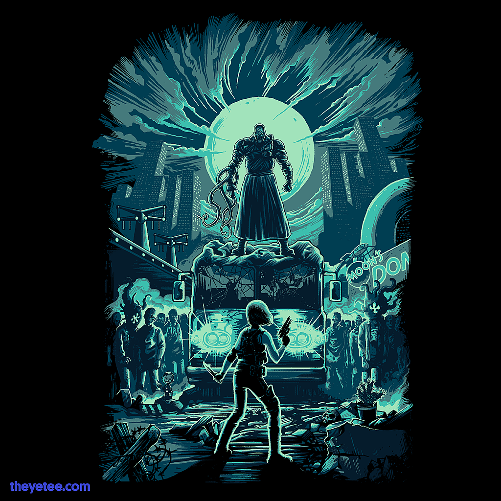 The Yetee: The Last Resident