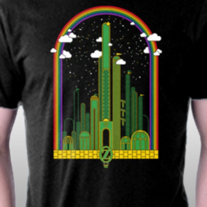 TeeFury: The Rainbow at the End of The Road