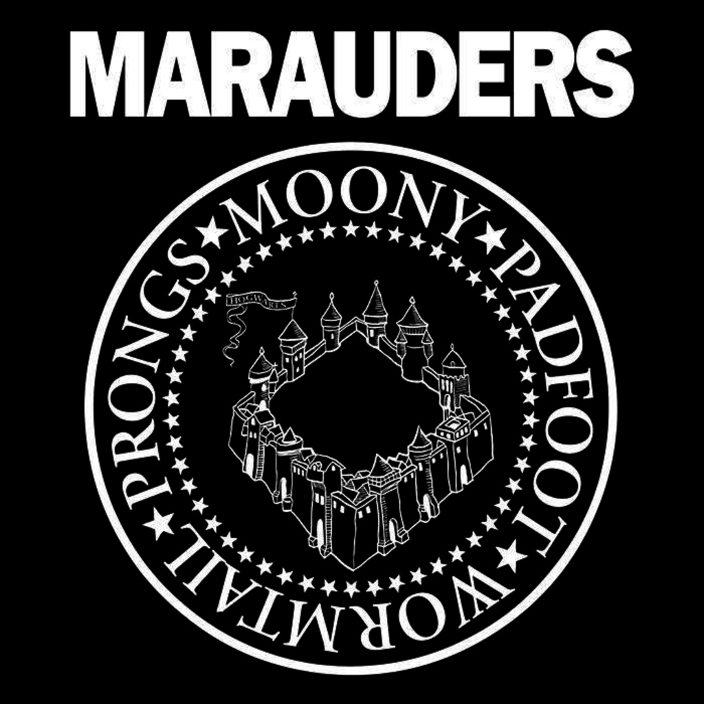 Once Upon a Tee: Marauders