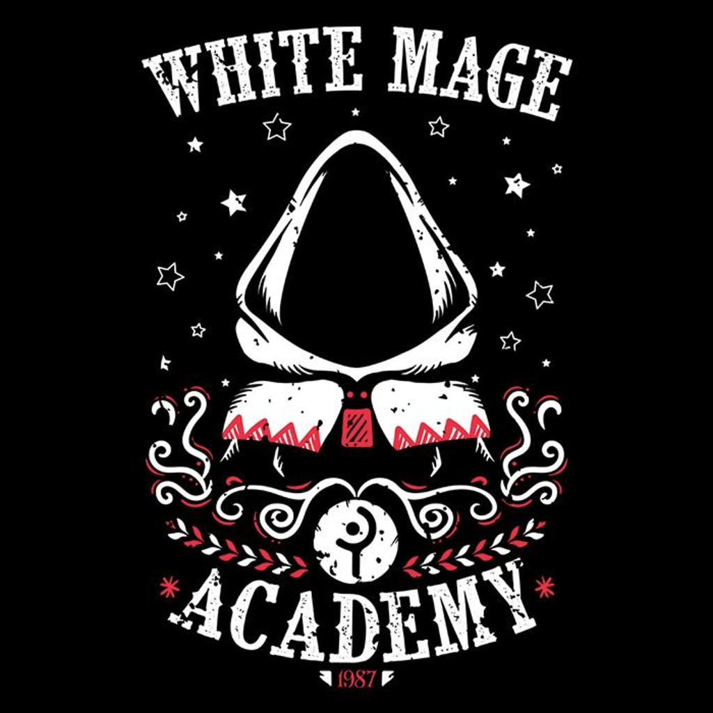 Once Upon a Tee: White Mage Academy