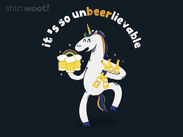 Woot!: So UnBEERlievable