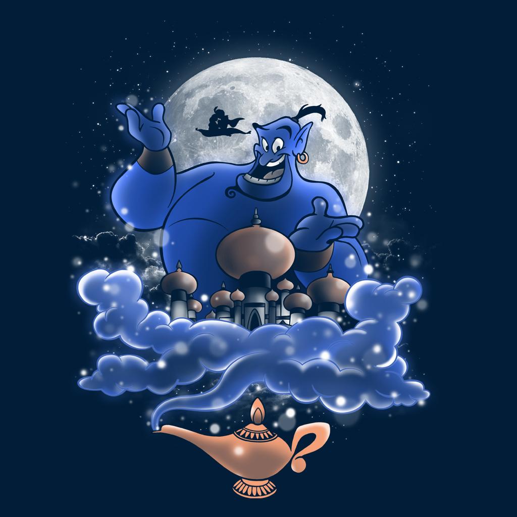 TeeTee: Moonlight Genie