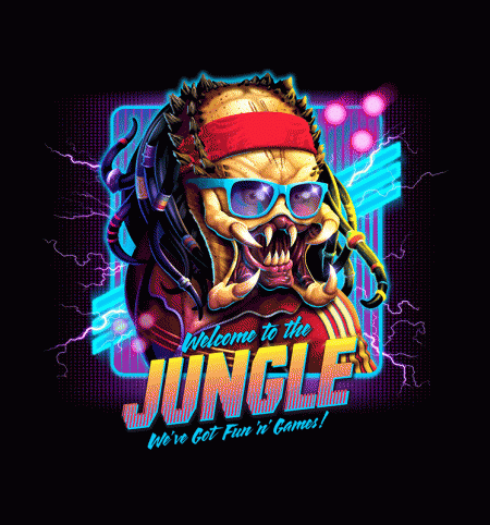 BustedTees: Welcome to the Jungle