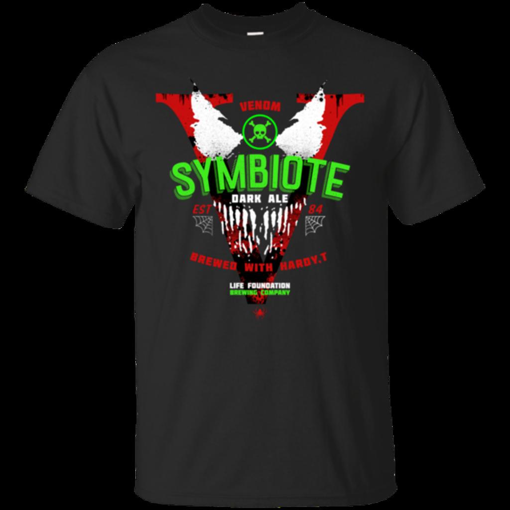 Pop-Up Tee: Symbiote Dark Ale